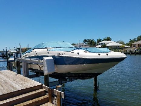 2008 HURRICANE SD 2400
