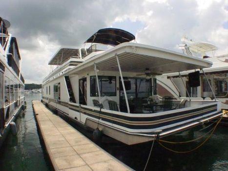1996 Stardust 16x87 Huoseboat