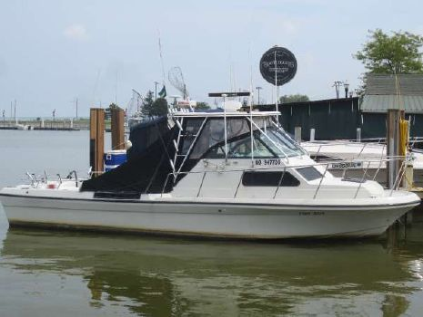 1989 Sportcraft 300 FISH HT