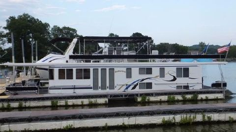 2005 Lakeview Yachts 1665