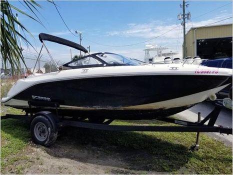 2014 Scarab 195 Jet Boat