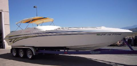 2000 Eliminator Boats 280 Eagle Xp