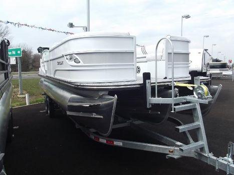 2017 Crest Pontoon Boats Caribbean 250