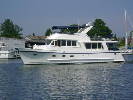 2006 Alaskan 56 Open Pilothouse Beautiful lines