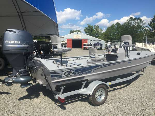 2016 G3 Boats 1860CCJ DLX Tunnel Jet