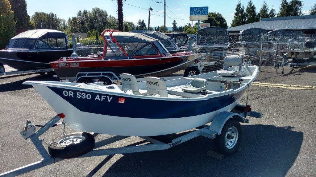 Check Out This 2015 Clackacraft Na On Boattrader Com