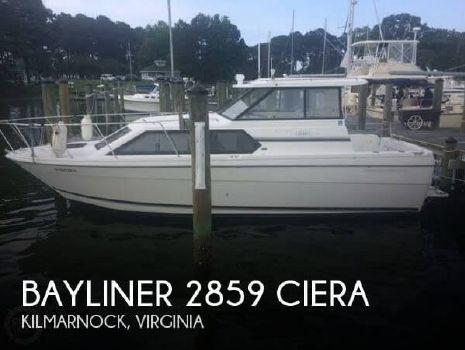 1999 Bayliner 2859 Ciera 1999 Bayliner 2859 Ciera for sale in Kilmarnock, VA