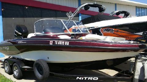 2010 Nitro 290 Sport