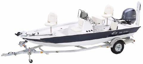 2016 G3 Boats Bay 18 DLX
