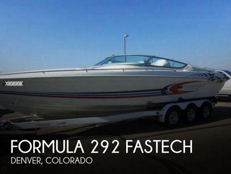2002 Formula 292 FASTech 2002 Formula 292 Fastech for sale in Denver, CO