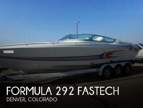 2002 Formula 292 FASTech 2002 Formula 292 Fastech for sale in Denver, CO