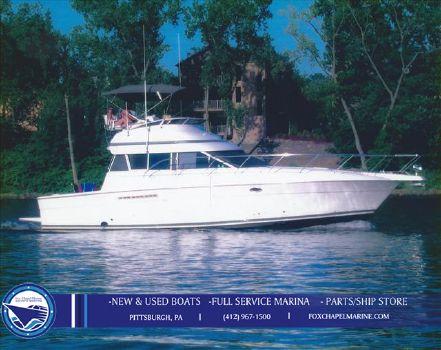 1998 Silverton 41 Convertible