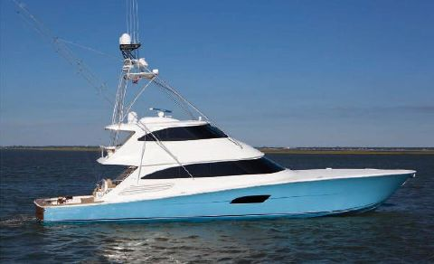 2017 Viking  92 Enclosed Bridge 92' Viking
