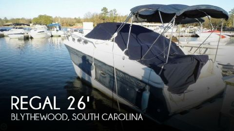 2001 Regal Commodore 2660 2001 Regal Commodore 2660 for sale in Blythewood, SC