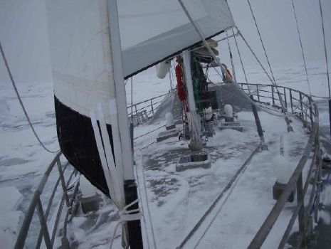 2013 Arctic Sailing Research Vessel Oceanographic Polar Scientific