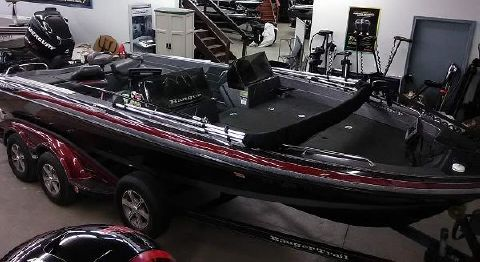 2011 Ranger 621VS Fisherman DC