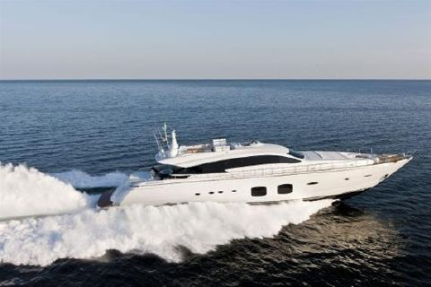 2011 Pershing 108 Profile