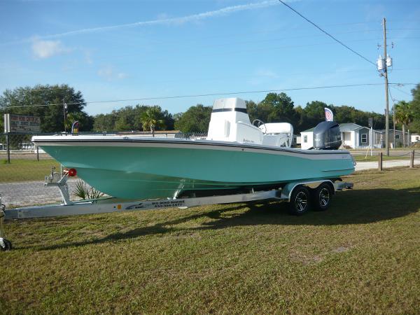 Blackjack 24 bay boat