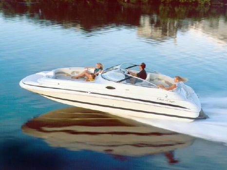 2001 CHRIS - CRAFT 232 Sport Deck