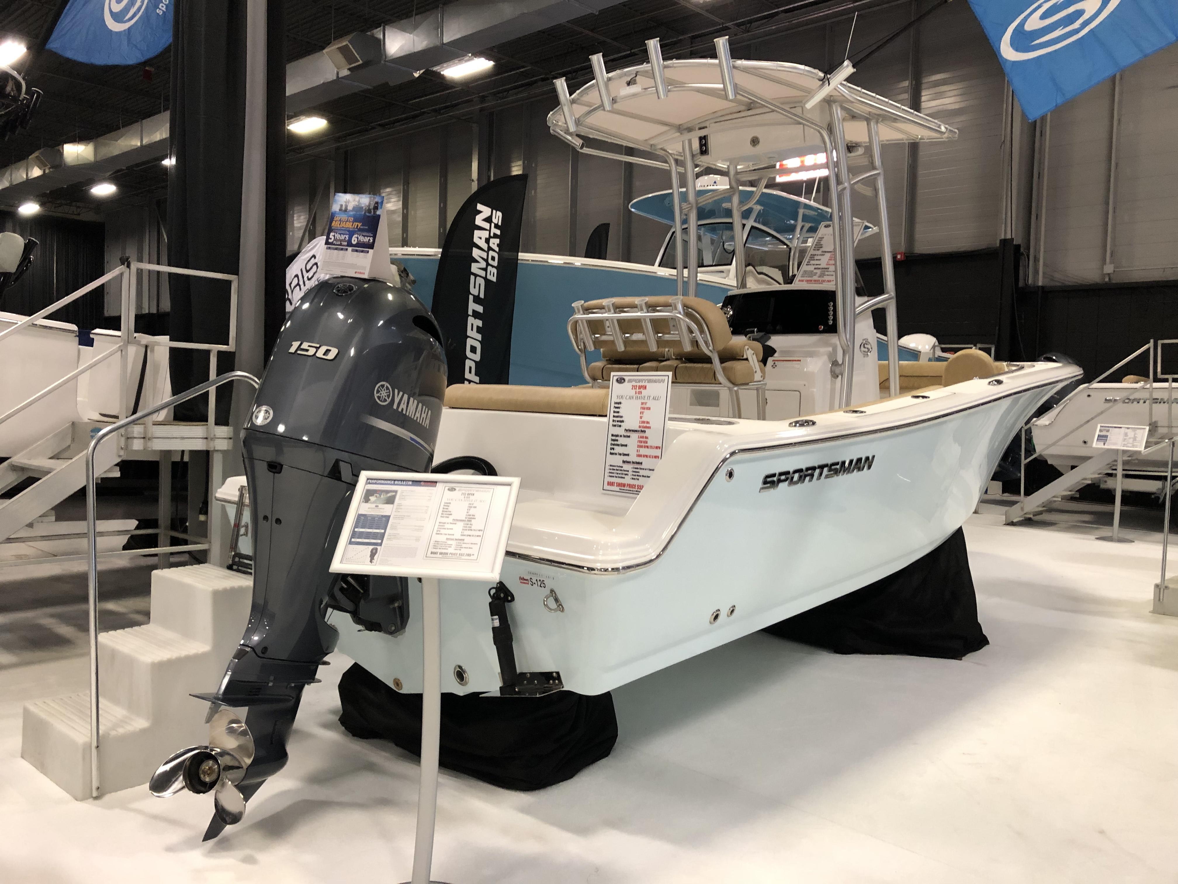 New 2019 SPORTSMAN 212 open, Brielle, Nj - 08730 - Boat Trader