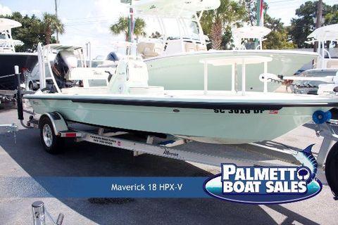 2017 Maverick 18 HPX-V