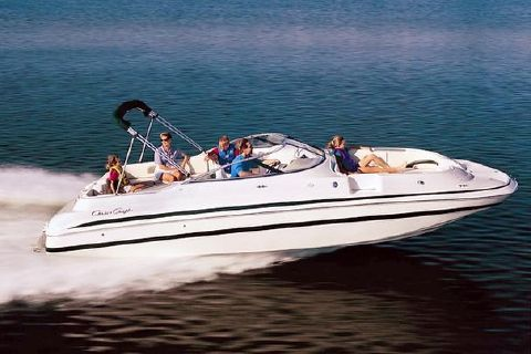 2001 Chris-Craft 262 Sport Deck Manufacturer Provided Image: 262 Sport Deck