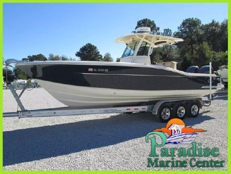 2013 Scout Boats 282 XSF