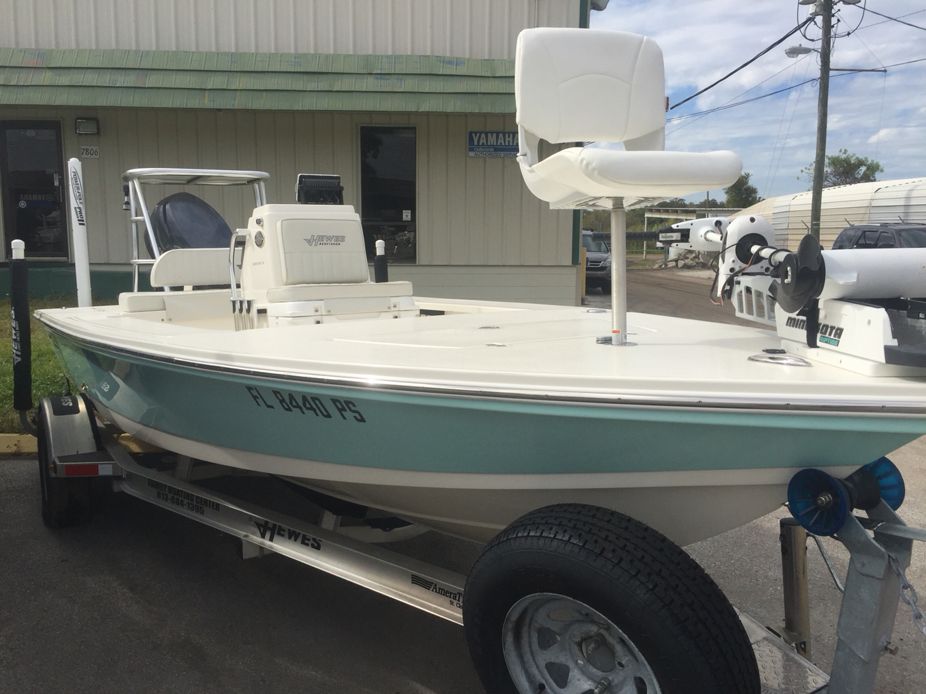 2014 Hewes Redfisher 18 18 Foot 2014 Hewes Redfisher