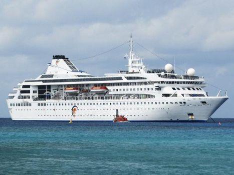 1992 Cruise Ship, 800 Passenger - Stock No. S2115