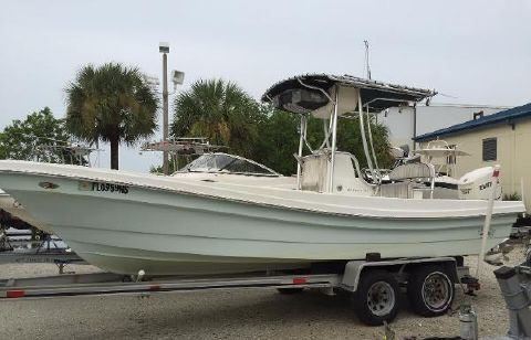 2006 Andros Boatworks Permit 22