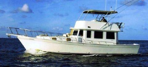 1999 Hoog Trawler 43
