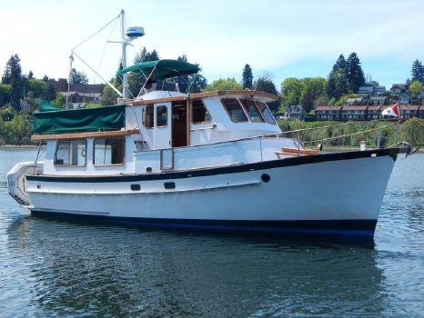 1980 Blue Water 40 Trawler