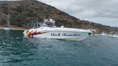 2000 Black Thunder 43-XTSC