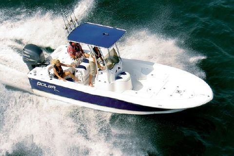 2006 Polar Boats 2310 Bay Manufacturer Provided Image