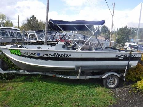 Page 1 of 2 smokercraft boats for sale for Smoker craft alaskan 15