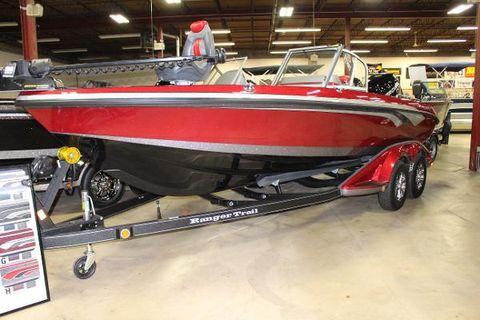 2016 Ranger 620FS Fisherman