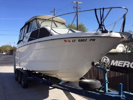 2002 Bayliner Ciera Sunbridge 2455