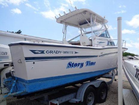 1987 Grady White Sailfish 255