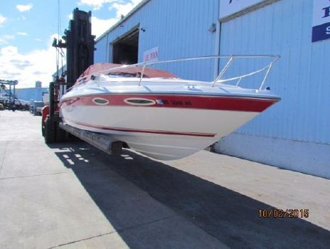 1993 Sea Ray 240 Overnighter