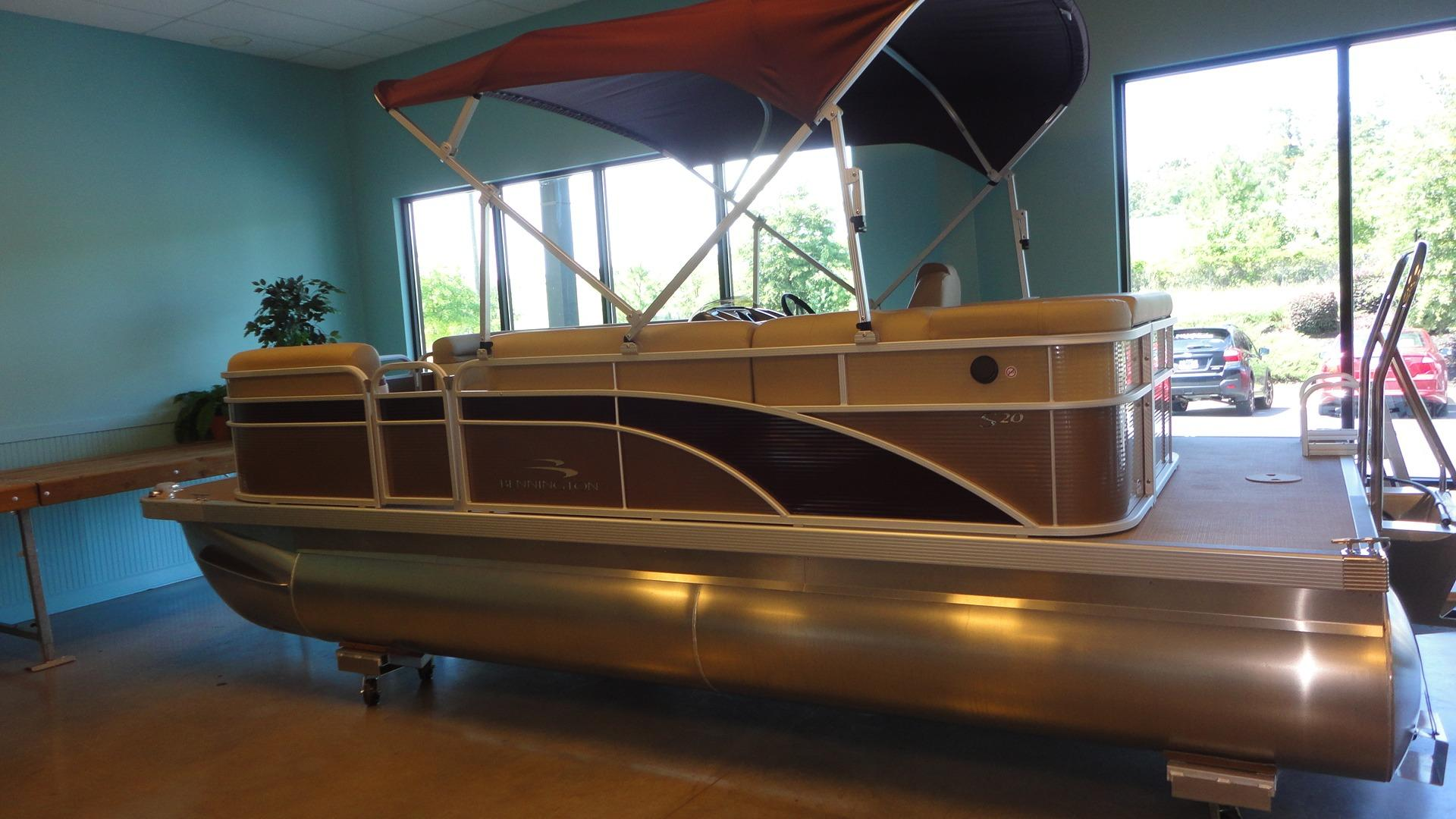 2017 Bennington 20 SL Cruise Extended Deck