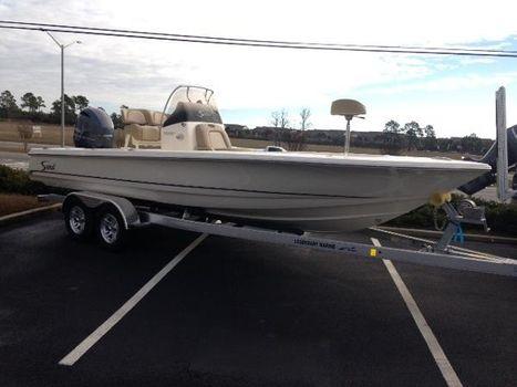 2015 Scout Boats 221 Winyah Bay