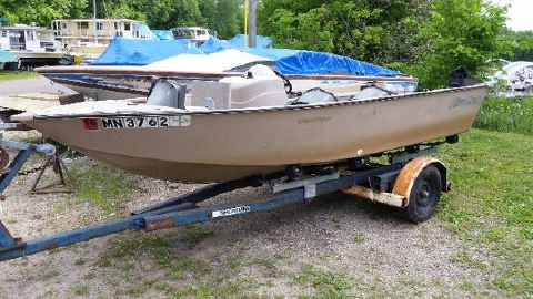 2009 Mirrocraft 1615-O Outfitter