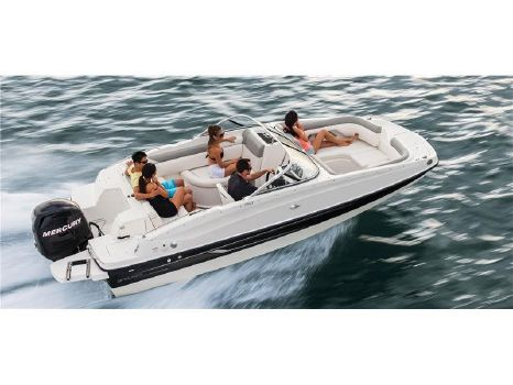 2016 Bayliner 190 Deck