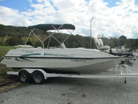 2008 Fisher Freedom 2100