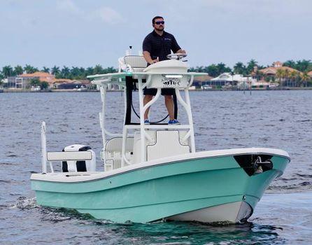 2016 Andros Boatworks 26 Tarpon