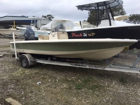2010 Scout Boat Company 191 Bayscout