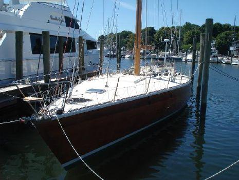 1992 Carpenter Custom Yachts Van Ki Pass