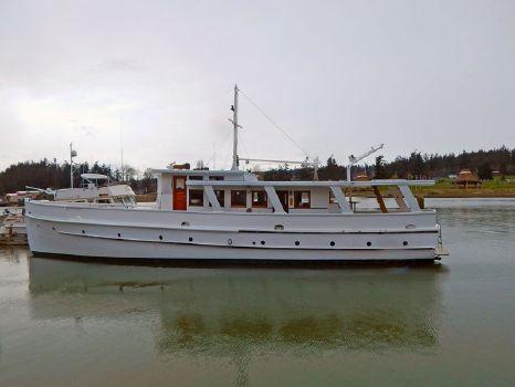 1932 Custom Classic 76' Motor Yacht