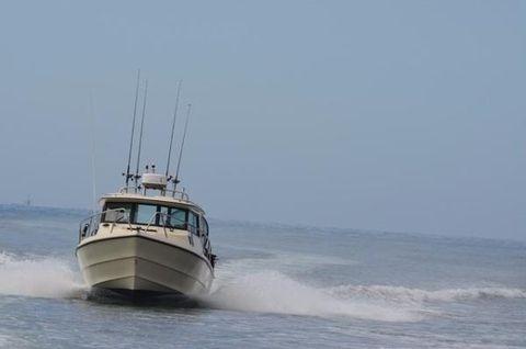 2008 Arima Sea Ranger 21 Explorer