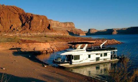 1998 Stardust Cruiser Custom Houseboat